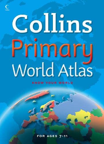 9780007265015: Collins Primary World Atlas