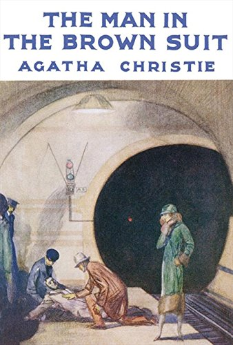 9780007265183: The Man in the Brown Suit (Agatha Christie Facsimile Edtn)