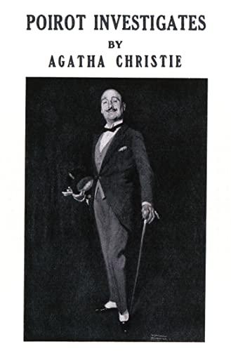 Poirot Investigates (Agatha Christie Facsimile Edtn)