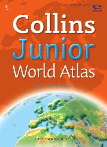 9780007265572: Collins Junior Atlas (Collins Primary Atlases)