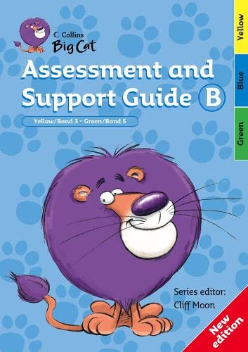 9780007265749: Assessment and Support Guide B (Collins Big Cat Teacher Support)