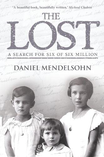 9780007265992: The Lost: A Search for Six of Six Million