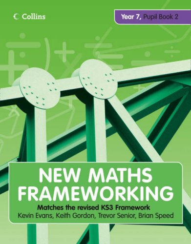 9780007266098: Year 7 Pupil Book 2 (Levels 4-5) (New Maths Frameworking) (Bk. 2)