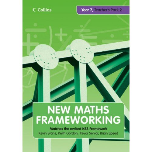 9780007266128: Year 7 Teacher's Guide Book 2 (Levels 4-5) (New Maths Frameworking) (Bk. 2)
