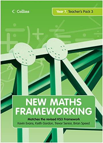9780007266135: New Maths Frameworking - Year 7 Teacher's Guide Book 3 (Levels 5-6): Teacher's Guide (Levels 5-6) Bk. 3