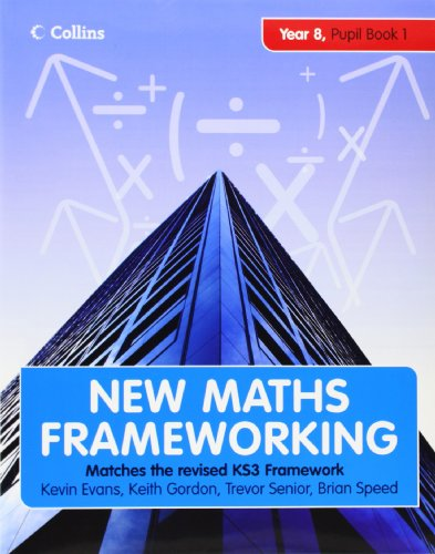 9780007266173: New Maths Frameworking ? Year 8 Pupil Book 1 (Levels 4?5): Pupil (Levels 4-5) Bk. 1