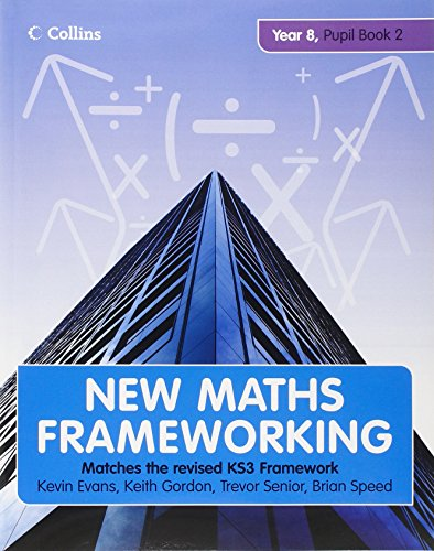 9780007266180: Year 8 Pupil Book 2 (Levels 5-6) (New Maths Frameworking) (Bk. 2)