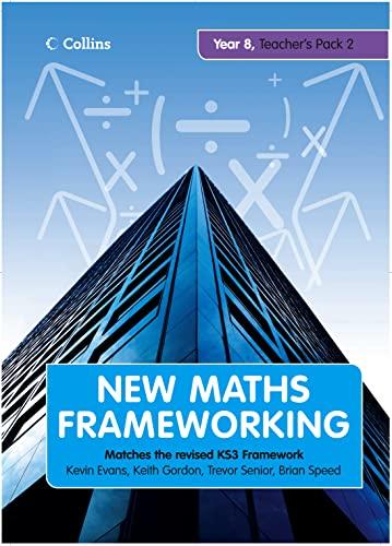 9780007266203: Year 8 Teacher�s Guide Book 2 (Levels 5-6) (New Maths Frameworking) (Bk. 2)