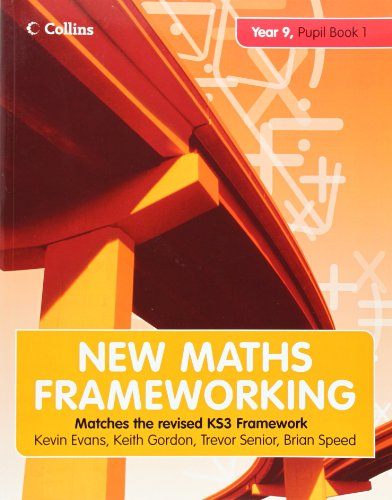 9780007266241: New Maths Frameworking - Year 9 Pupil Book 1 (Levels 4-5): Pupil (Levels 4-5) Bk. 1