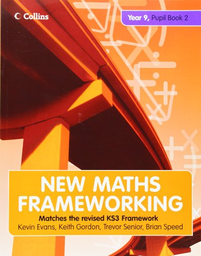 9780007266258: New Maths Frameworking - Year 9 Pupil Book 2 (Levels 5-7): Pupil (Levels 5-7) Bk. 2
