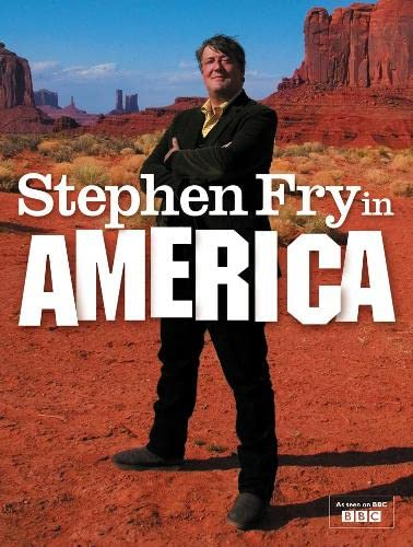 Stephen Fry in America: Fry, Stephen - RARE SIGNED FIRST PRINTING!