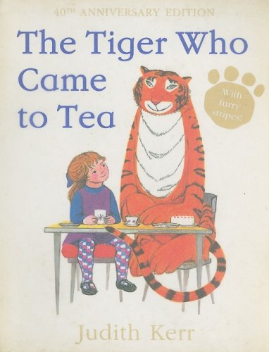 9780007266449: The Tiger Who Came to Tea