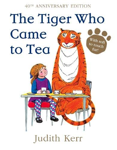 The Tiger Who Came to Tea (0007266448) by Kerr, Judith