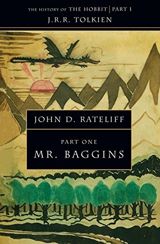 9780007266463: The History of the Hobbit: Mr Baggins v. 1