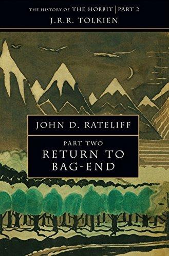9780007266470: The History of the Hobbit: Return to Bag-End v. 2