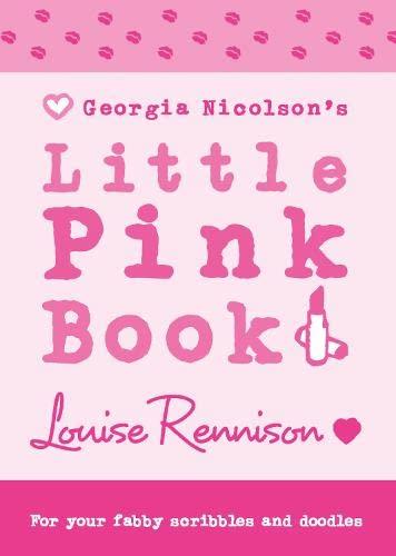 9780007266609: Georgia Nicolson's Little Pink Book