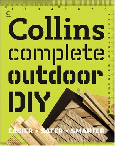 9780007266715: Collins Complete Outdoor DIY