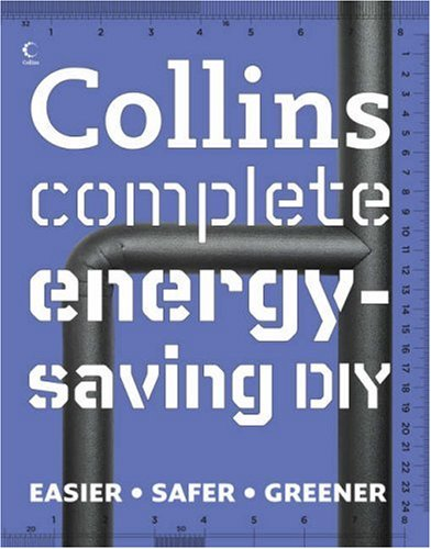 9780007266722: Collins Complete Energy-saving DIY