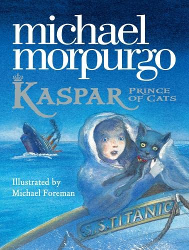 9780007266999: Kaspar: Prince of Cats