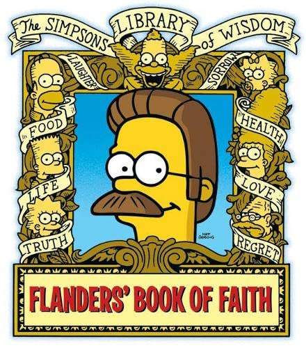 9780007267095: Ned Flanders' Book of Faith (The