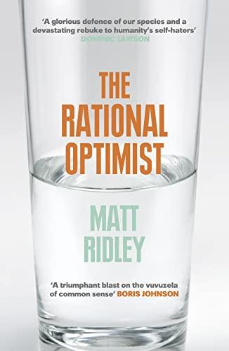 9780007267125: Rational Optimist: How Prosperity Evolves