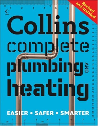 9780007267293: Collins Complete Plumbing and Central Heating