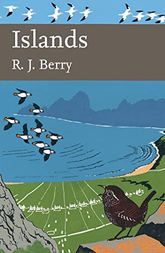 9780007267378: Islands (Collins New Naturalist)