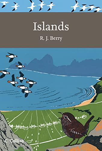9780007267385: Islands (Collins New Naturalist)