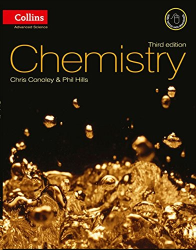9780007267477: Chemistry (Collins Advanced Science)