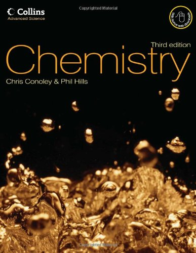 9780007267484: Chemistry (Collins Advanced Science)