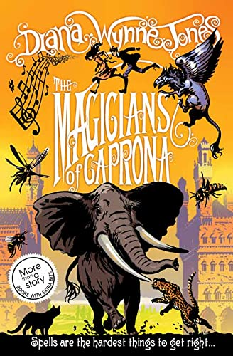 9780007267682: The Magicians of Caprona. Diana Wynne Jones (The Chrestomanci Series)