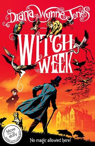 9780007267699: Witch Week (The Chrestomanci Series, Book 3)