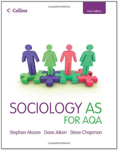 9780007267774: Collins A Level Sociology - Sociology AS for AQA