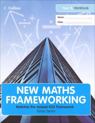9780007267972: Year 8 Workbook (Levels 3-4) (New Maths Frameworking)
