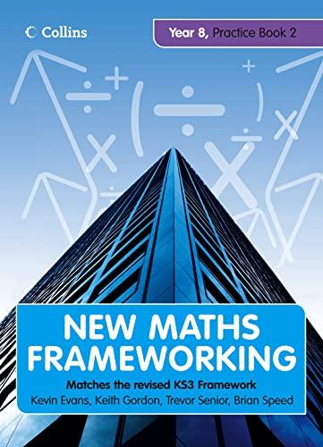 9780007267996: Year 8 Practice Book 2 (Levels 5-6) (New Maths Frameworking) (Bk. 2)