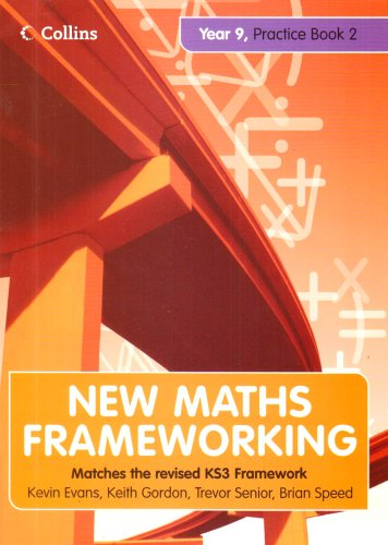 9780007268061: New Maths Frameworking ? Year 9 Practice Book 2 (Levels 5?7): Practice (Levels 5-7) Bk. 2