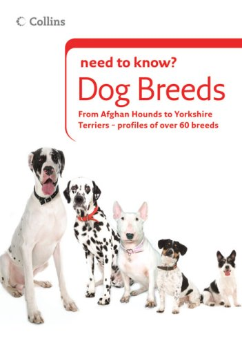9780007268542: Collins Need to Know? Dog Breeds