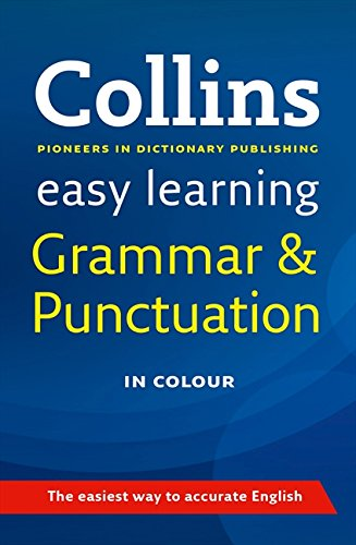 9780007269211: Easy Learning Grammar and Punctuation (Collins Easy Learning English)