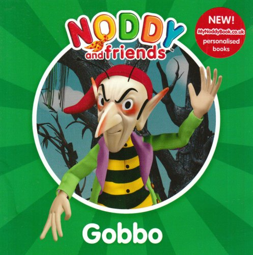 9780007269259: Noddy and Friends Character Books - Gobbo