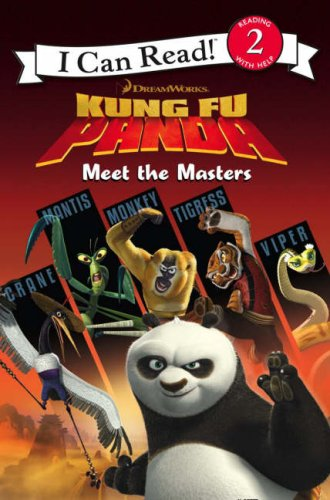 9780007269297: Kung Fu Panda - Meet the Masters: I Can Read! 2: Bk. 2