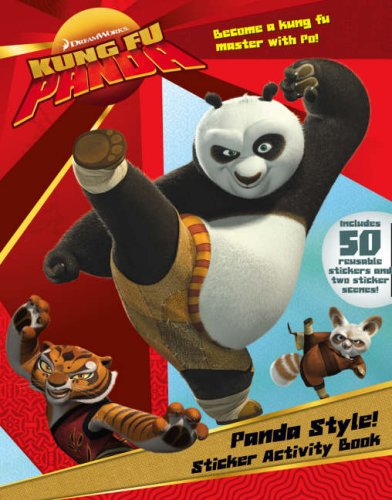 9780007269303: Kung Fu Panda ? Panda Style!: Sticker Activity Book