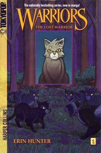 9780007269679: Warriors - The Lost Warrior - Warrior's Refuge - Tigerstar & Sasha Into the Woods (Warriors)