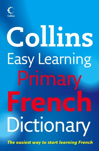 9780007270071: Collins Easy Learning Primary French Dictionary (French and English Edition)