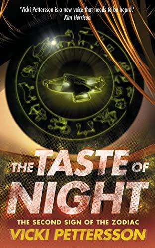 9780007270224: The Taste of Night (Zodiac 2)