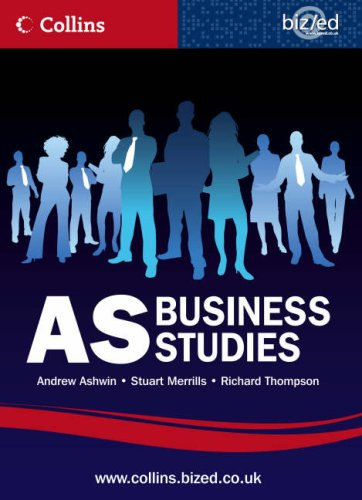 9780007270378: Collins Bized, A Level Business: AS Business Studies