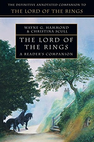 """9780007270606: The """" Lord of the Rings """" : a Reader's Companion"""