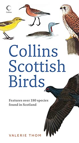 9780007270682: Collins Scottish Birds