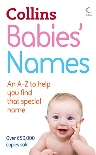 9780007270705: Babies' Names