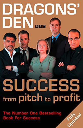 9780007270828: Dragons' Den: Success, From Pitch to Profit