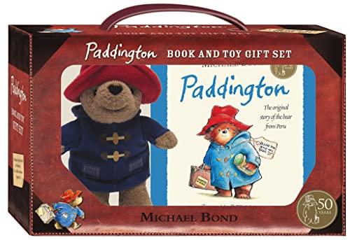 9780007270880: Paddington Book and Toy Gift Set